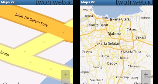 Tutorial Menampilkan Maps Menggunakan Android Maps API v2 dan MapFragment
