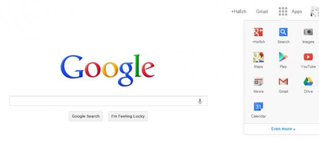 Google Bereksperimen Dengan Tampilan User Interface Baru