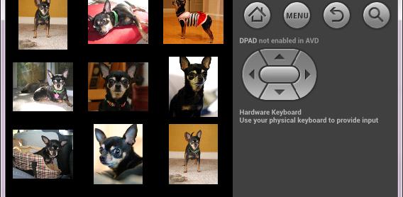 Tutorial Android Membuat Image Gallery (Galeri Gambar) Menggunakan GridView