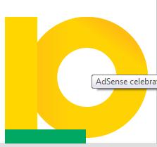 Google Adsense Merayakan Ulang Tahun ke-10 dengan Pong Game