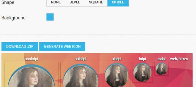 Android Asset Studio : Membuat Icon dan Desain Aplikasi Android dengan Mudah