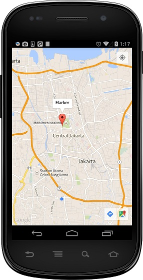 Android Map Toolbar Play Services 6.5
