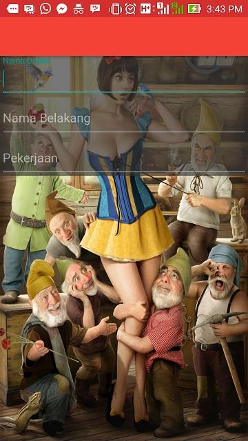 TextInputLayout Android