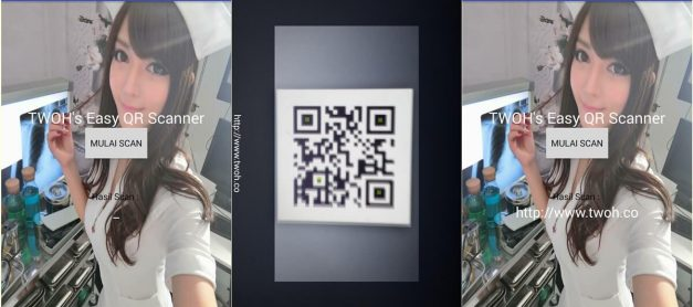 Tutorial Membuat QR Code Scanner di Android dengan Android Studio