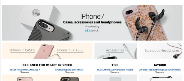 Fitur dan Desain iPhone 7 Tidak Sengaja Bocor di Amazon