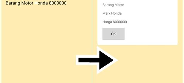 Tutorial Belajar Database SQLite di Android (VI) : Membuat Fungsi Get Detail Data