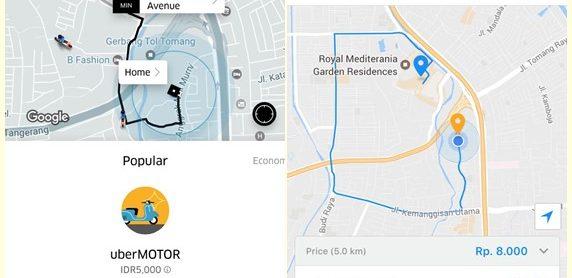 Alasan Untuk Memilih Uber Dibandingkan Go-Jek (dari Pengalaman Pribadi)