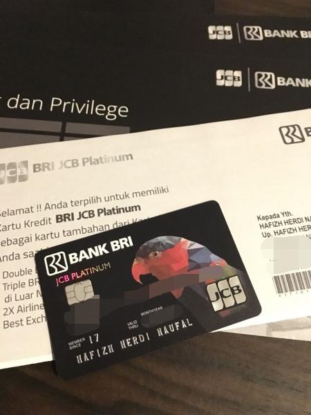 CC BRI JCB Platinum